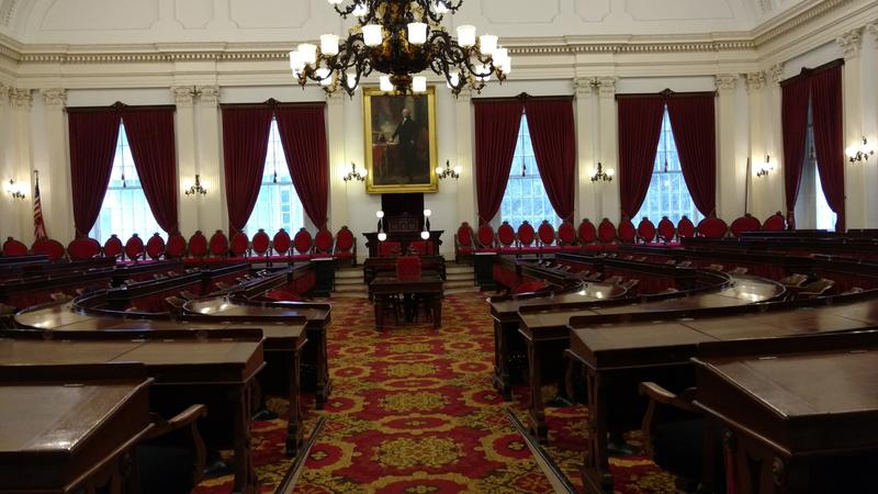 Vermont House Chamber