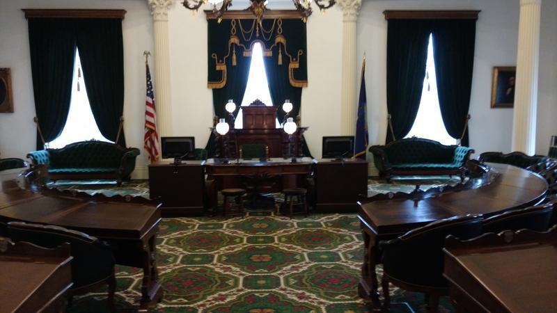 Vermont Senate Chamber