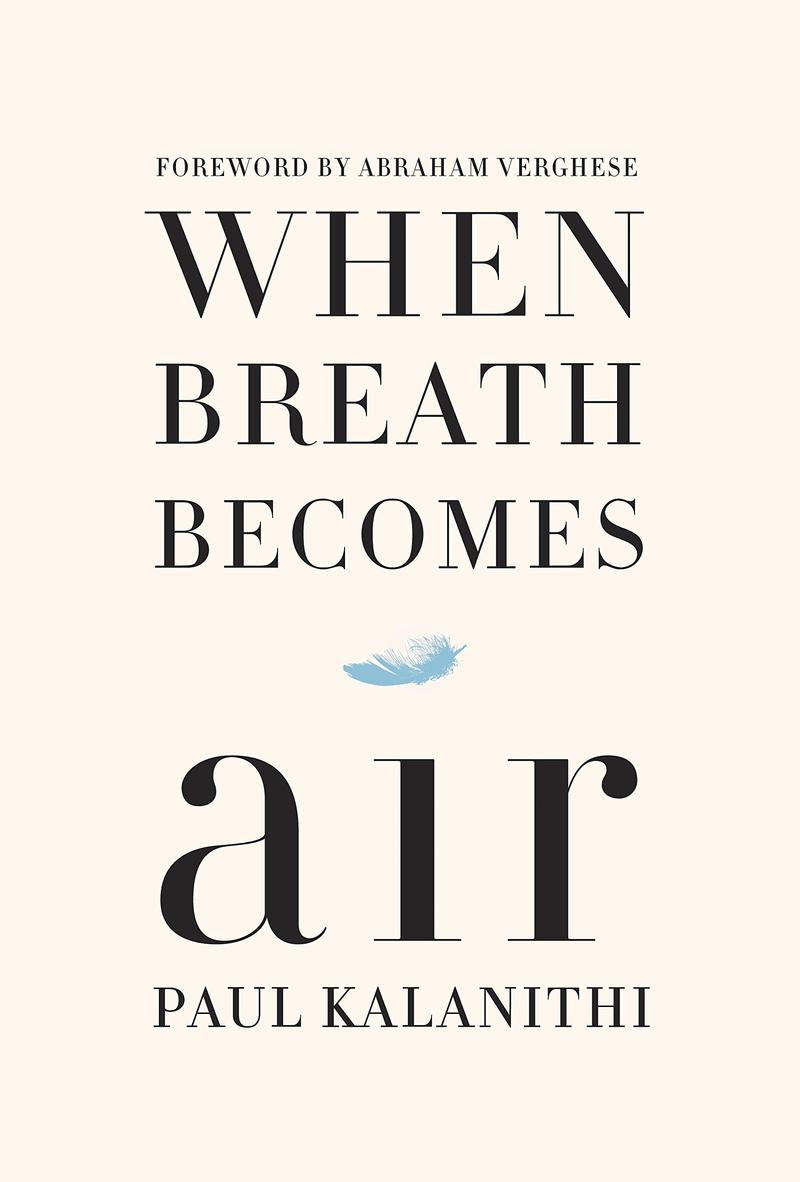 Book Cover - When Breath Becomes Air