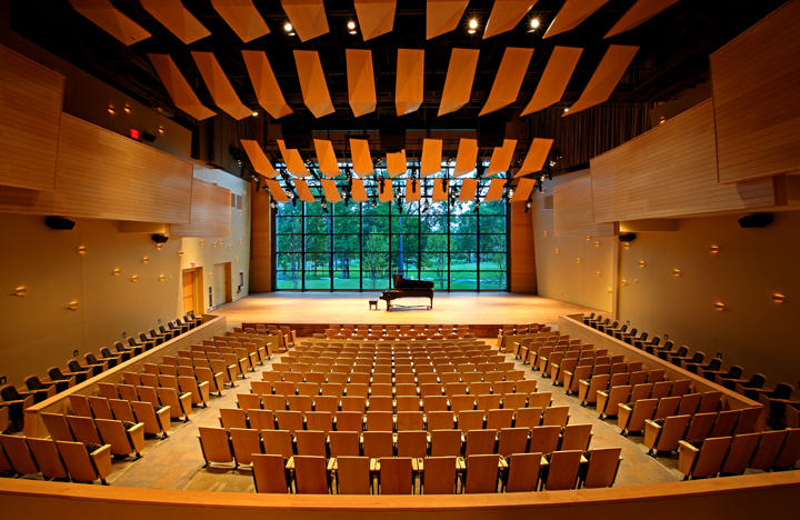 The Zankel Music Center