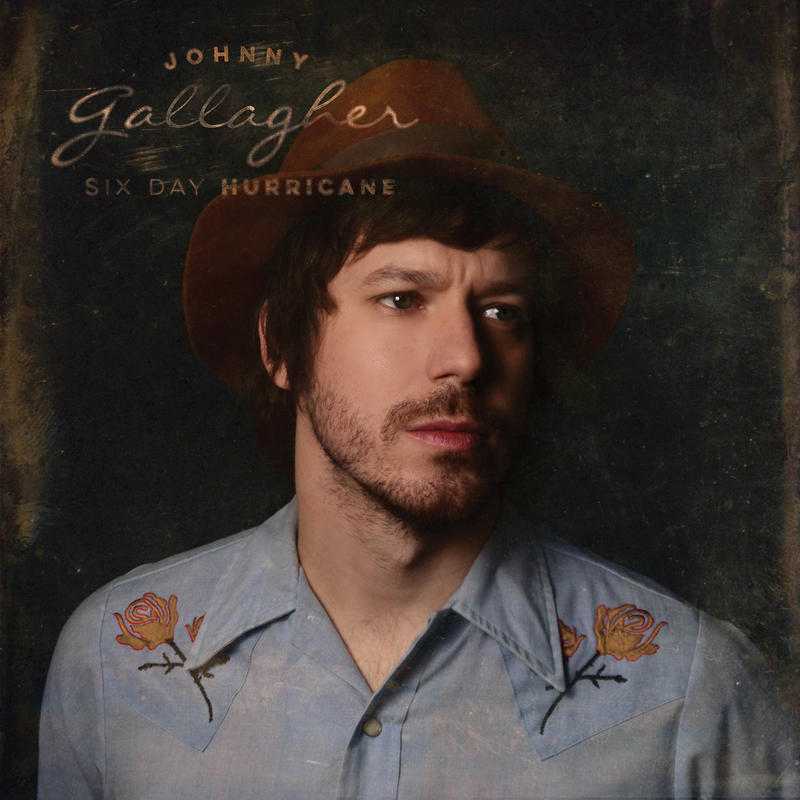 Album Cover for Johnny Gallagher's Six Day Hurricane
