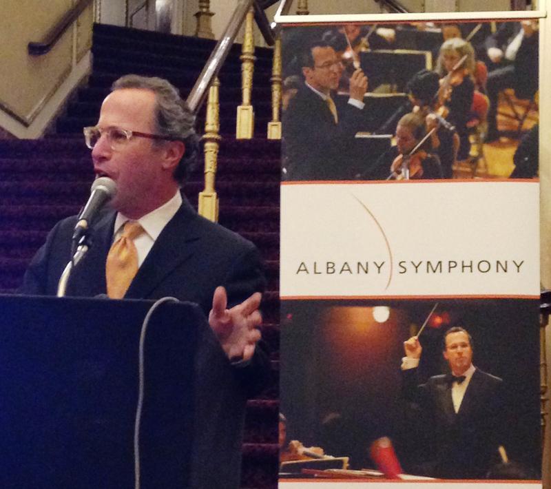 ASO music director David Alan Miller.