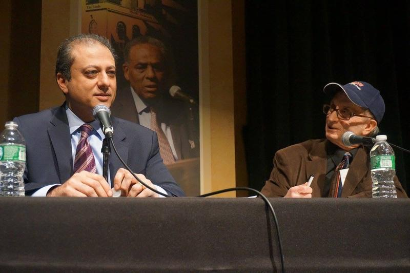 Critical Of Corruption, Bharara Addresses WAMC Audience In Rare Albany Stop