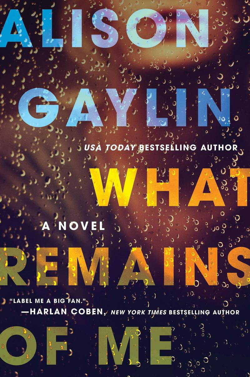 Book Cover - What Remains of Me