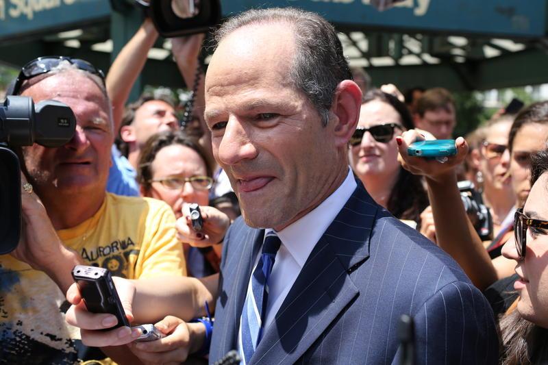 Former NY Gov Eliot Spitzer