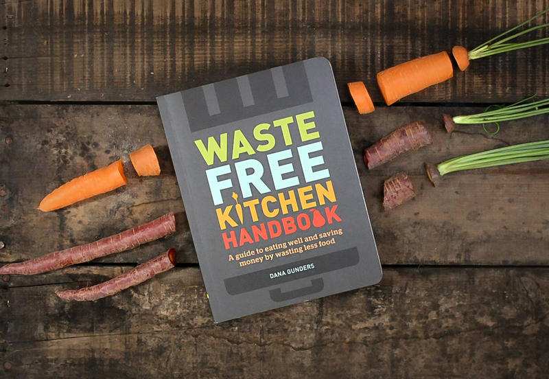 Book Cover - Waste Free Kitchen Handbook