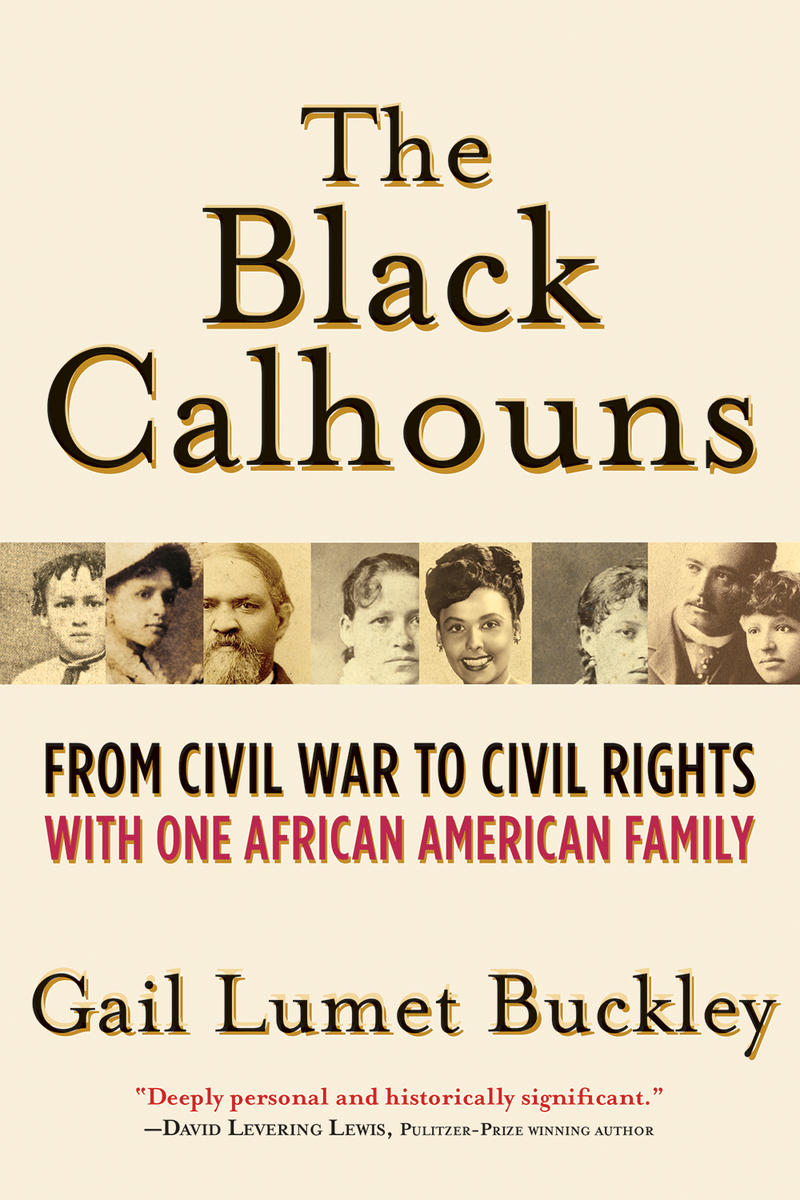 Book Cover - The Black Calhouns