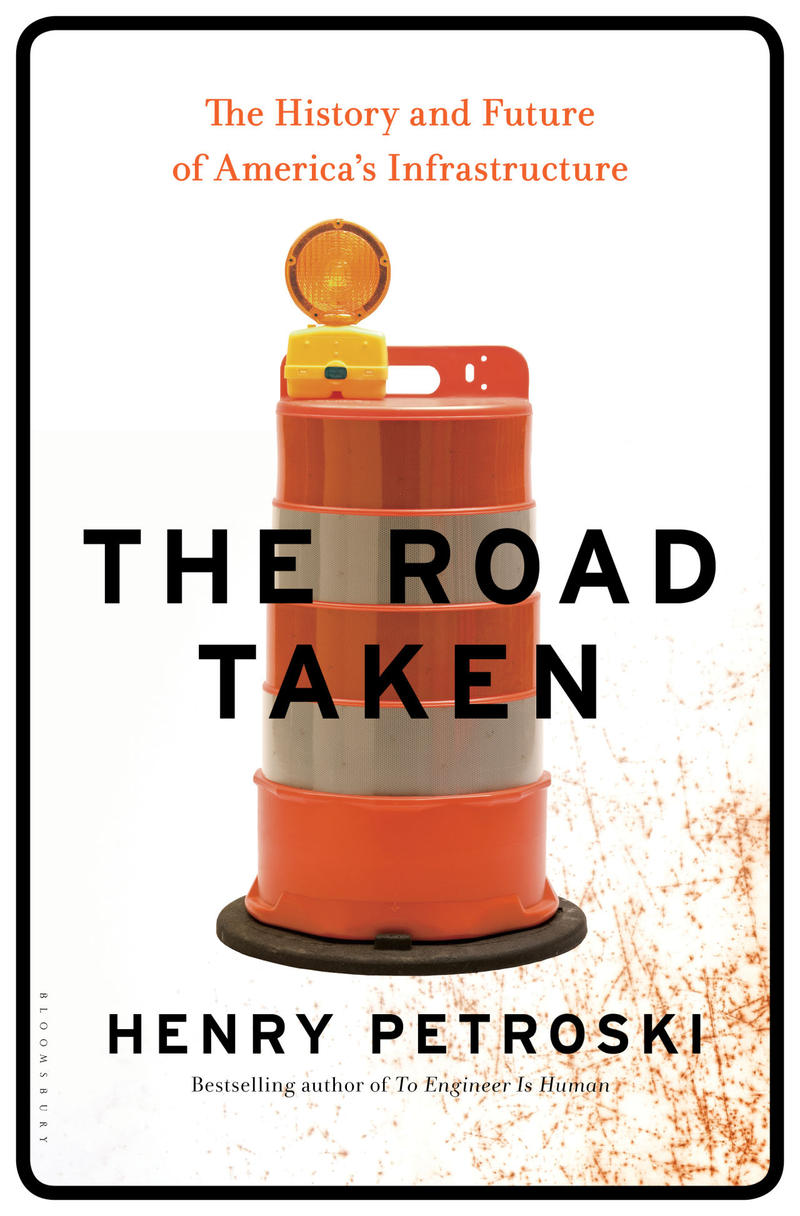 Book Cover - The Road Taken