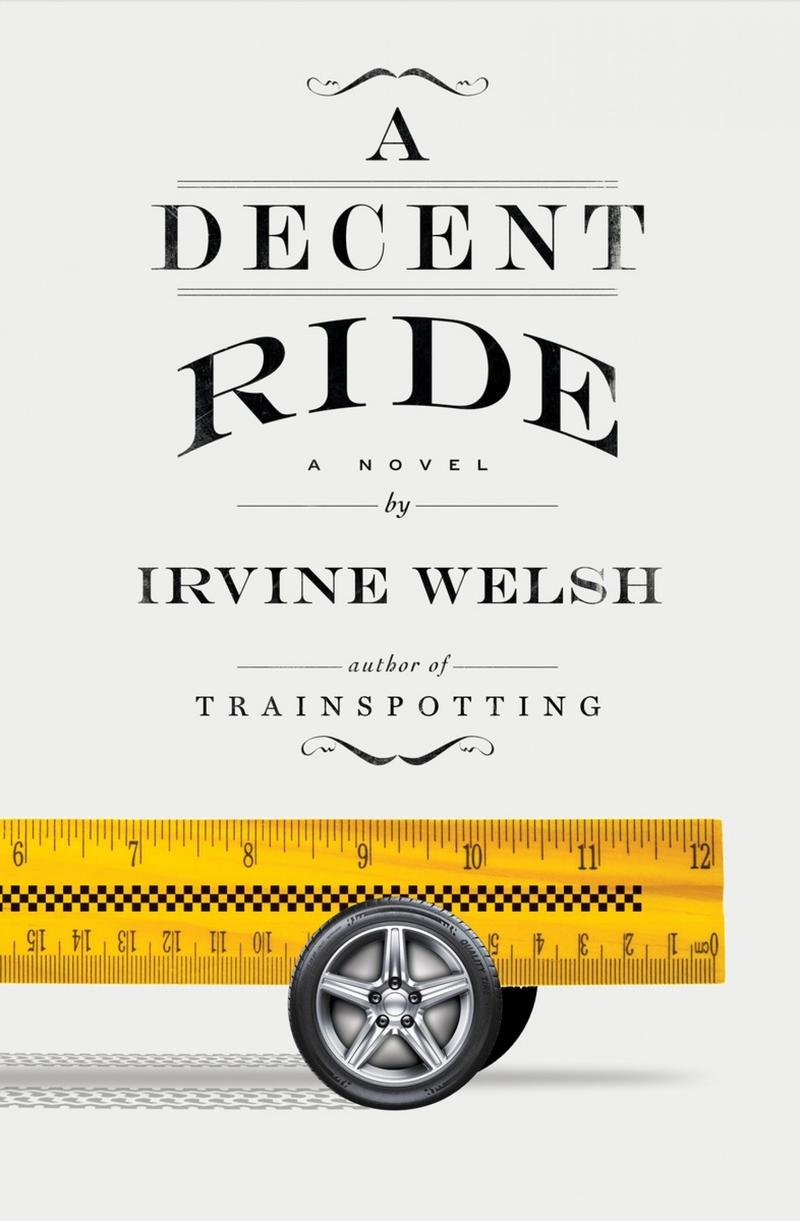 Book Cover - A Decent Ride