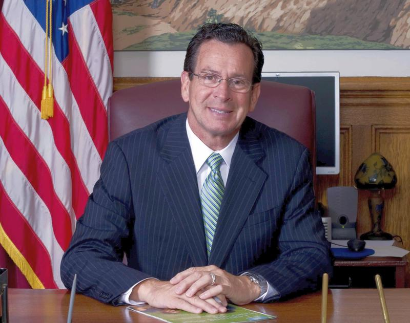 This is a picture of Connecticut Governor Dannel Malloy