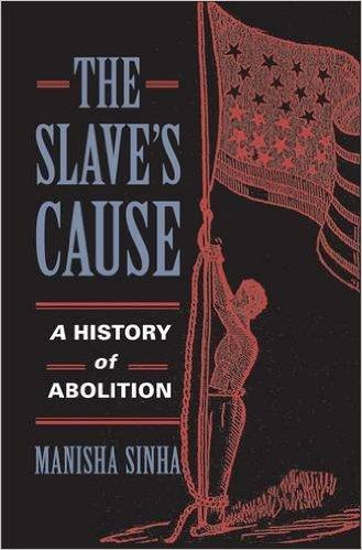 Book Cover - The Slave's Cause