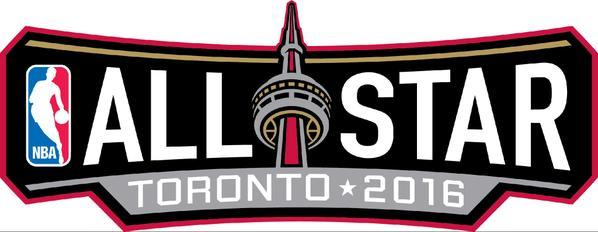 2016 NBA All-Star Logo