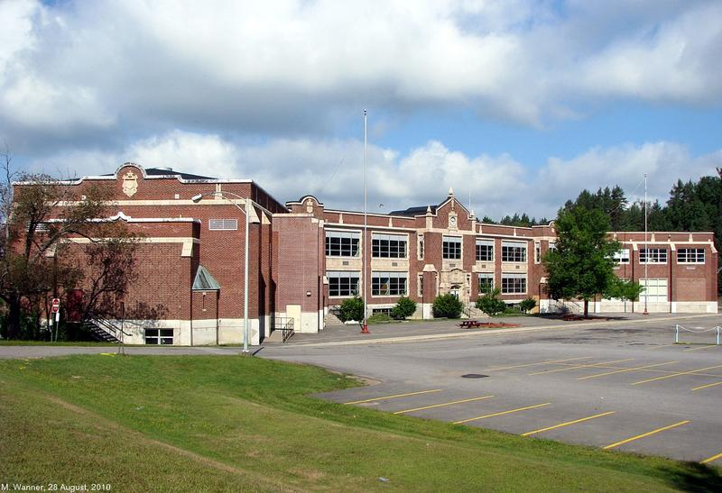 Petrova Elementary and the Middle School, 2010