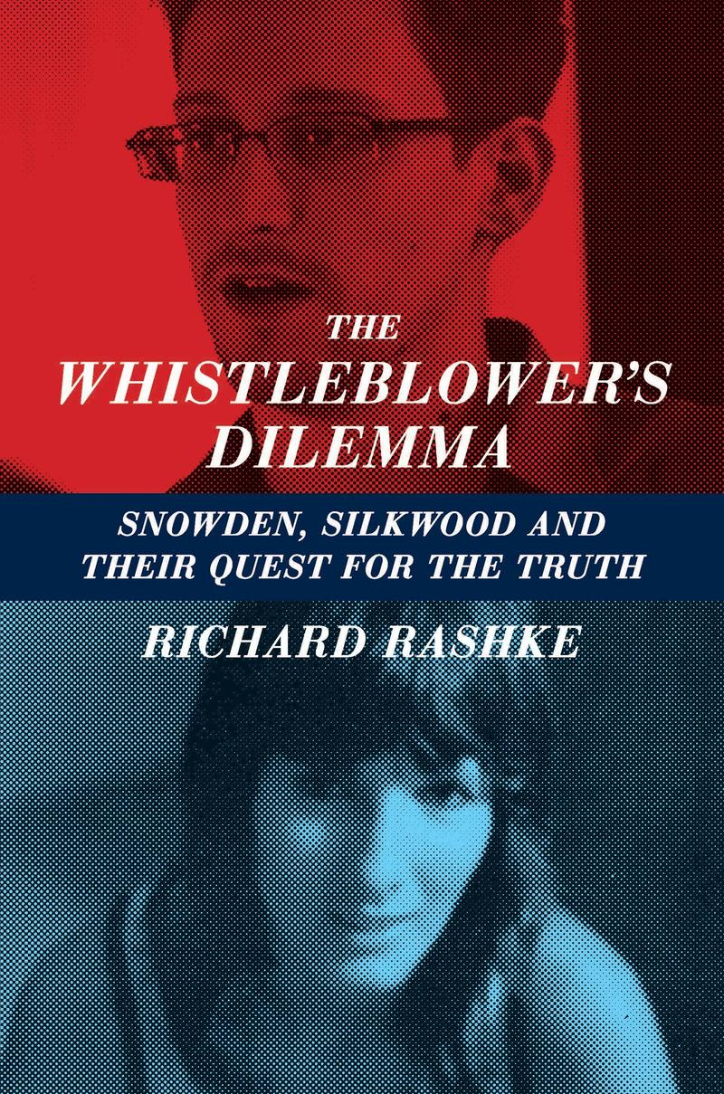 Book Cover - The Whistleblower's Dilemma