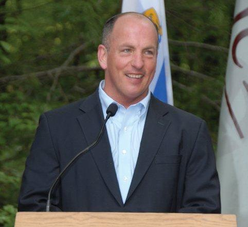 This is a picture of Massachusetts State Senator Brian Joyce