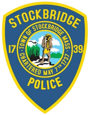 This is a picture of the Stockbridge Police Department patch