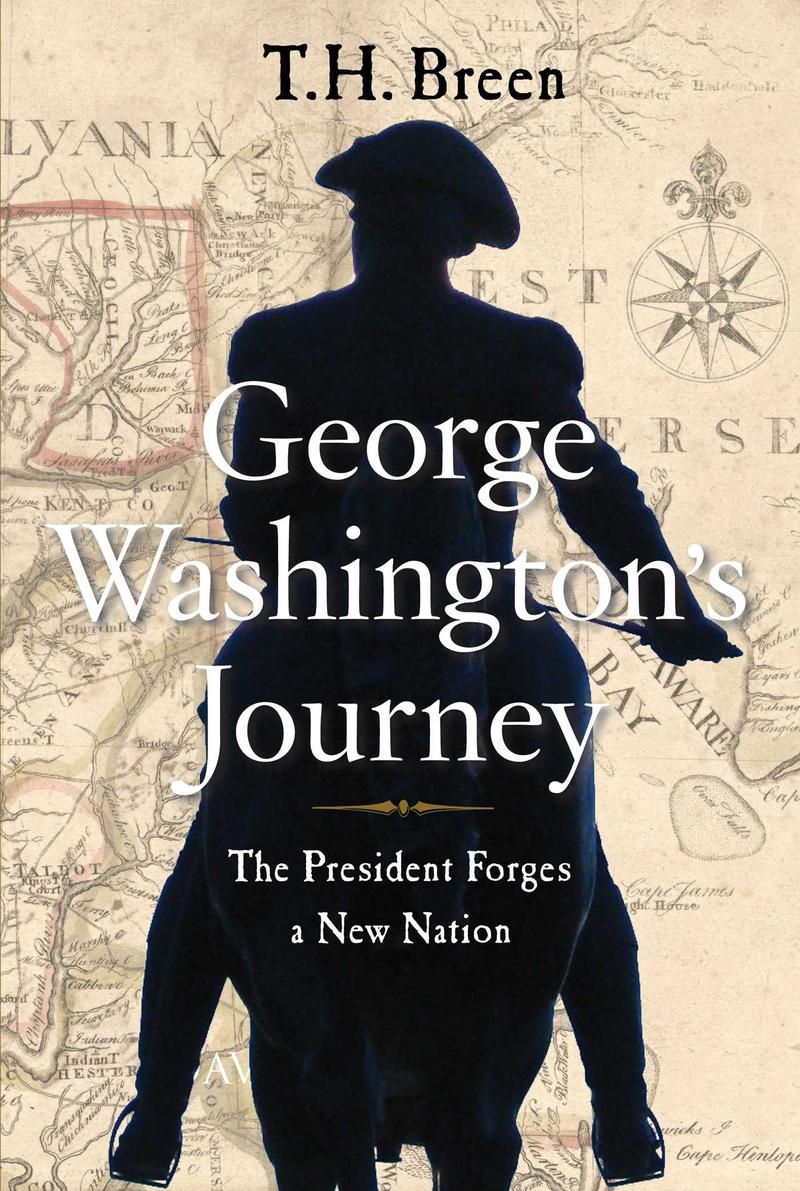 Book Cover - George Washington's Journey