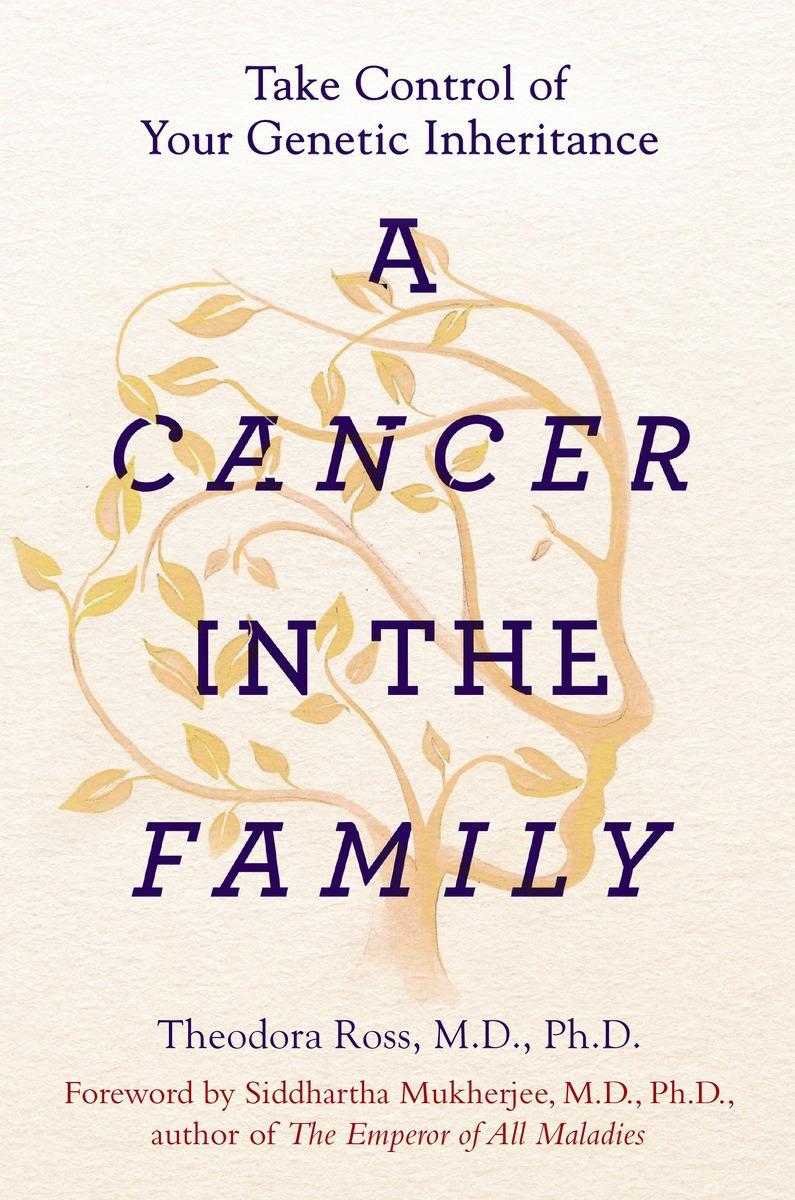 Book Cover - A Cancer in the Family