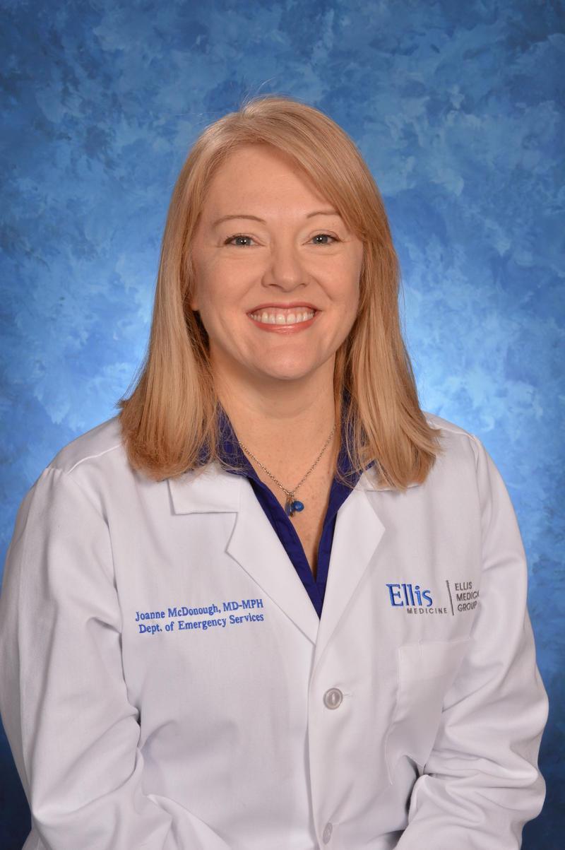 Dr. Joanne McDonough