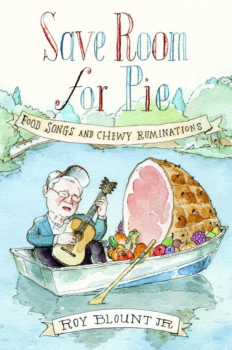 Book Cover - Save Room For Pies
