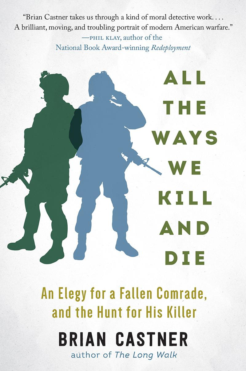 Book Cover - All the Ways We Kill and Die