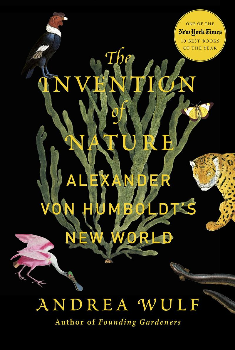 Book Cover - The Invention of Nature