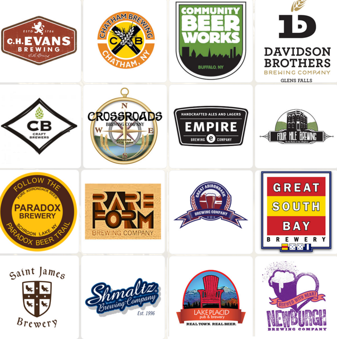 Craft Breweries In New York State