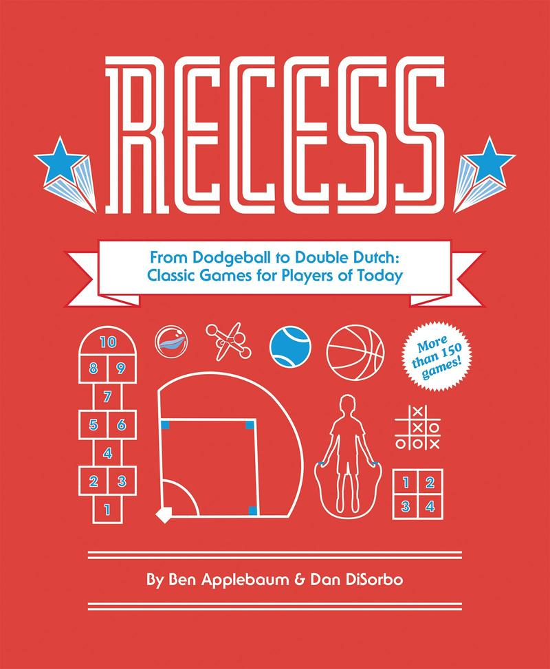 Book Cover - Recess