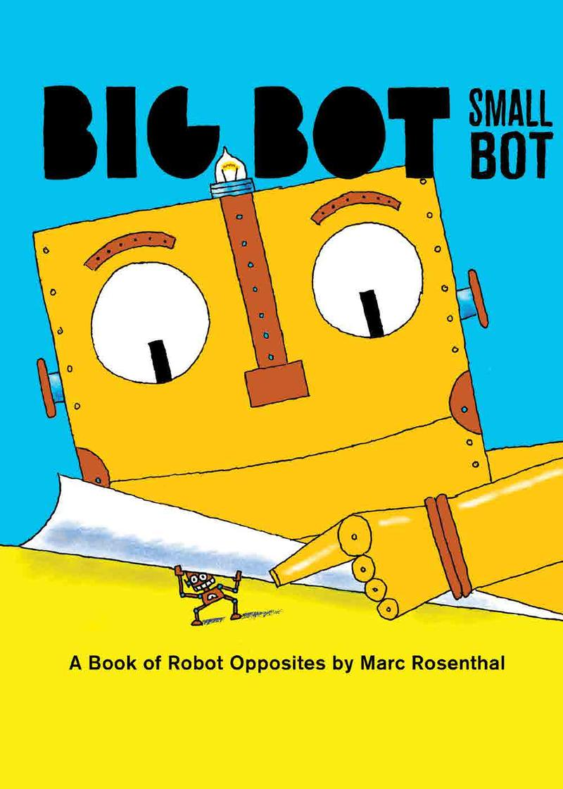 Book Cover - Big Bot Small Bot