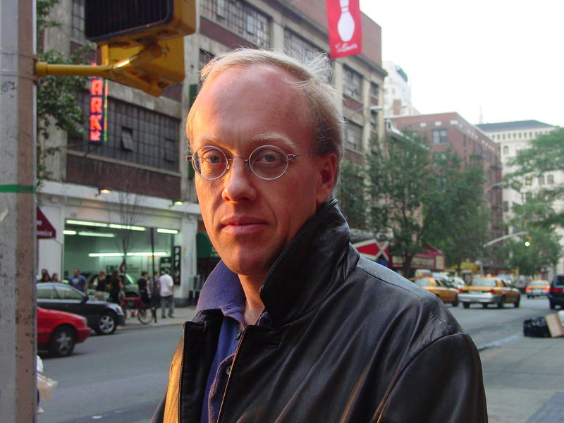 Christopher Hedges