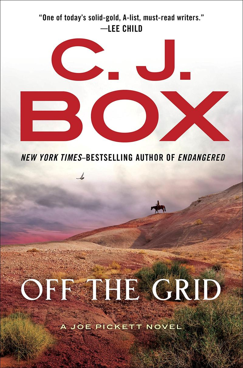 Book Cover - Off the Grid