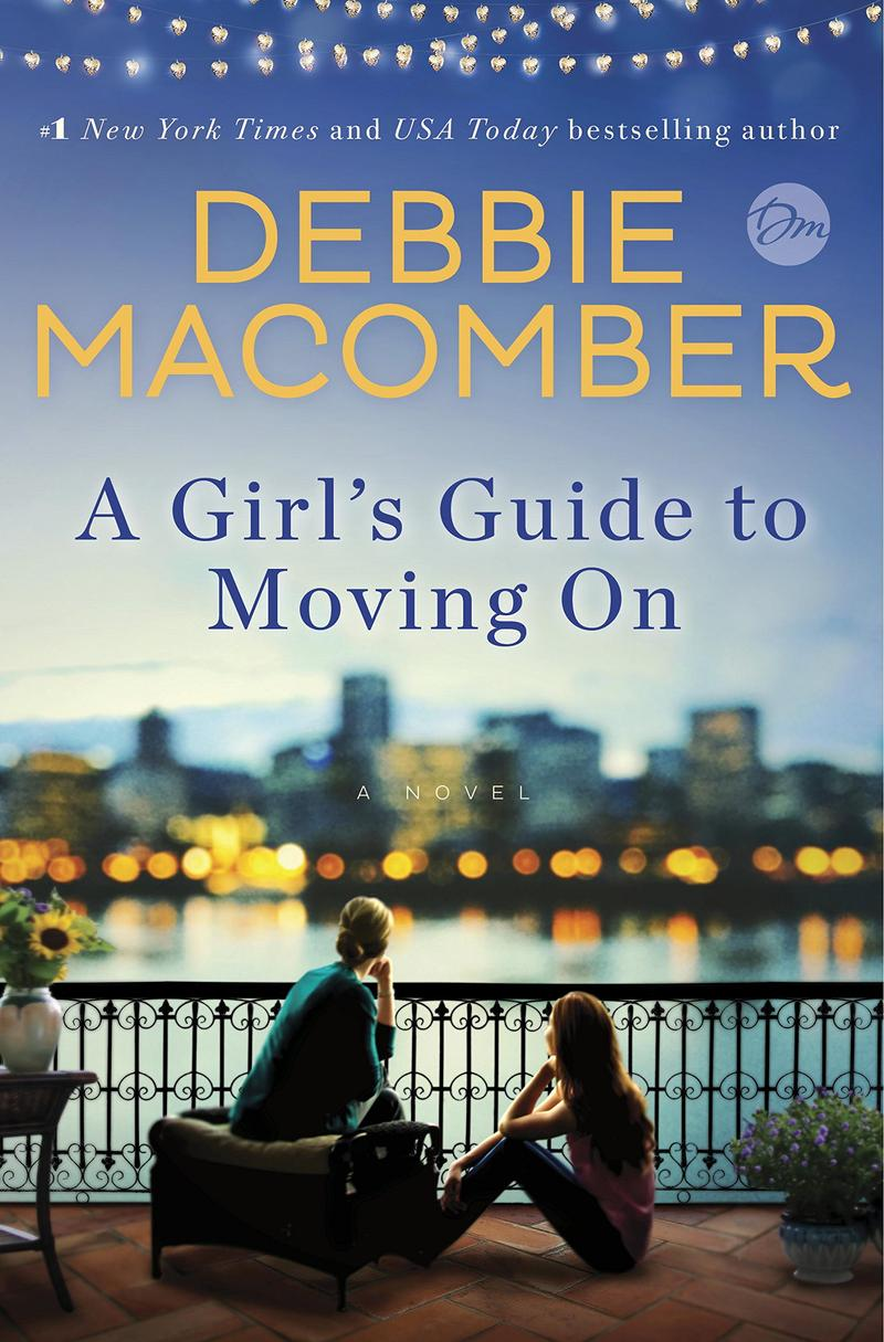 Book Cover - A Girl's Guide to Moving On