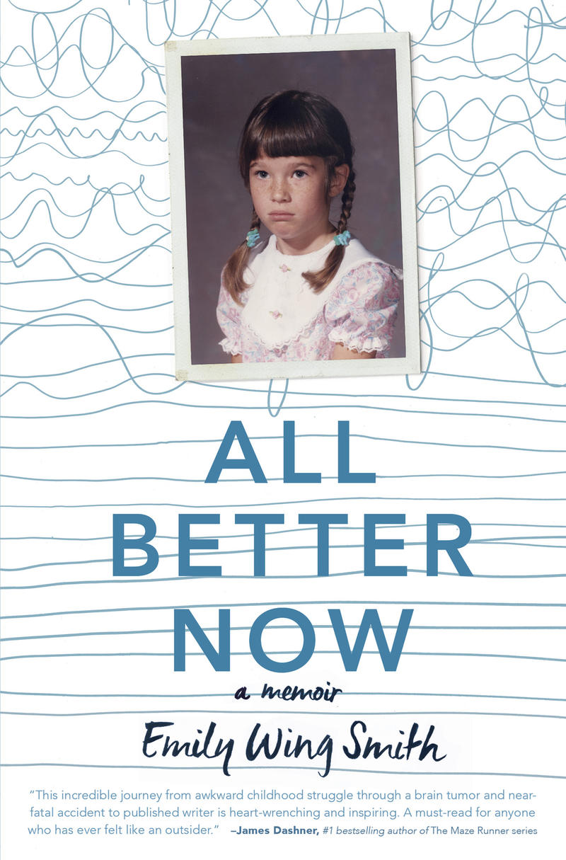 Book Cover - All Better Now