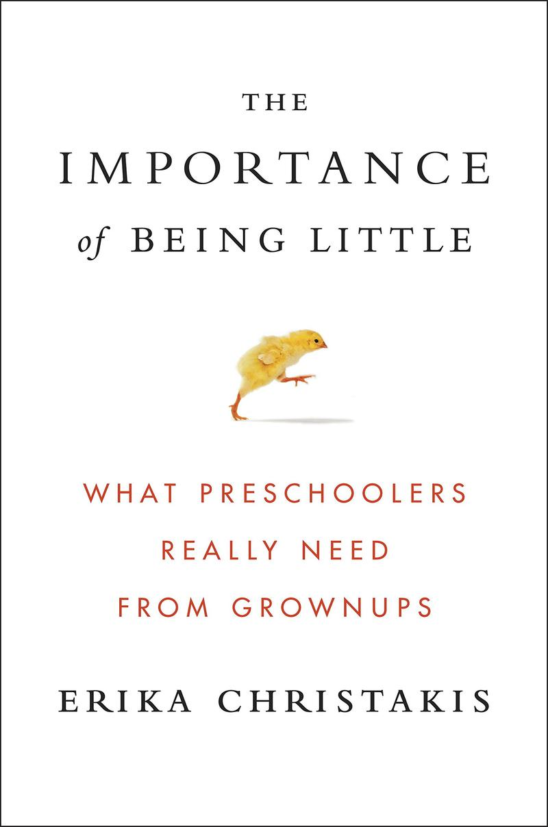 Book Cover - The Importance of Being Little