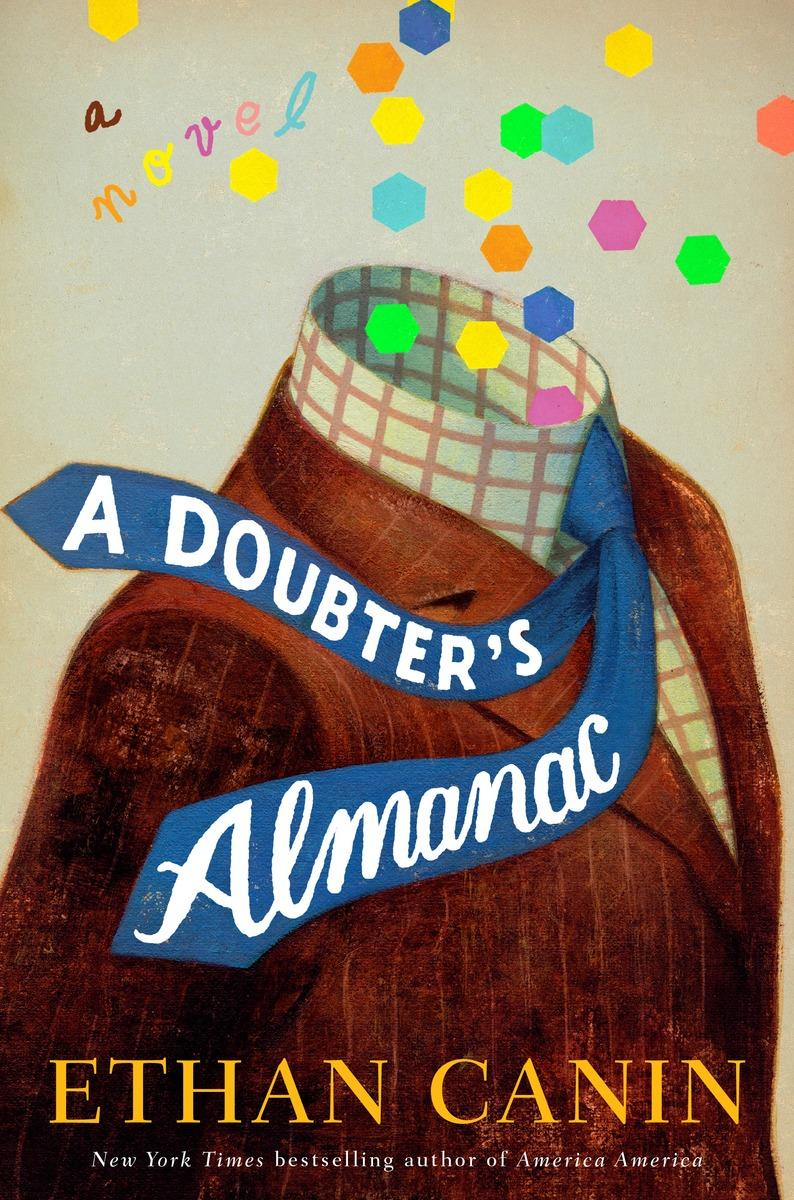 Book Cover - A Doubter's Almanac