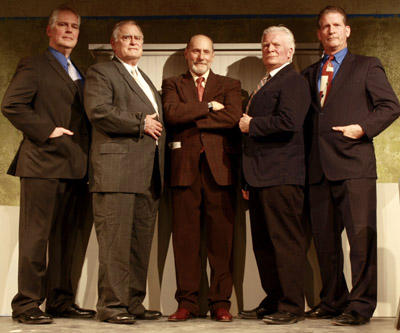 Glengarry Glen Ross at Curtain Call Theatre