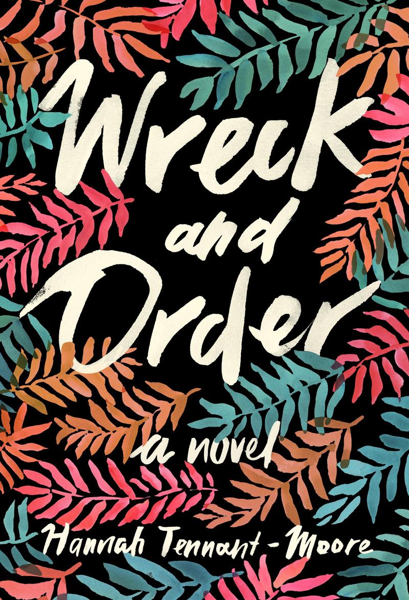 Book Cover - Wreck and Order