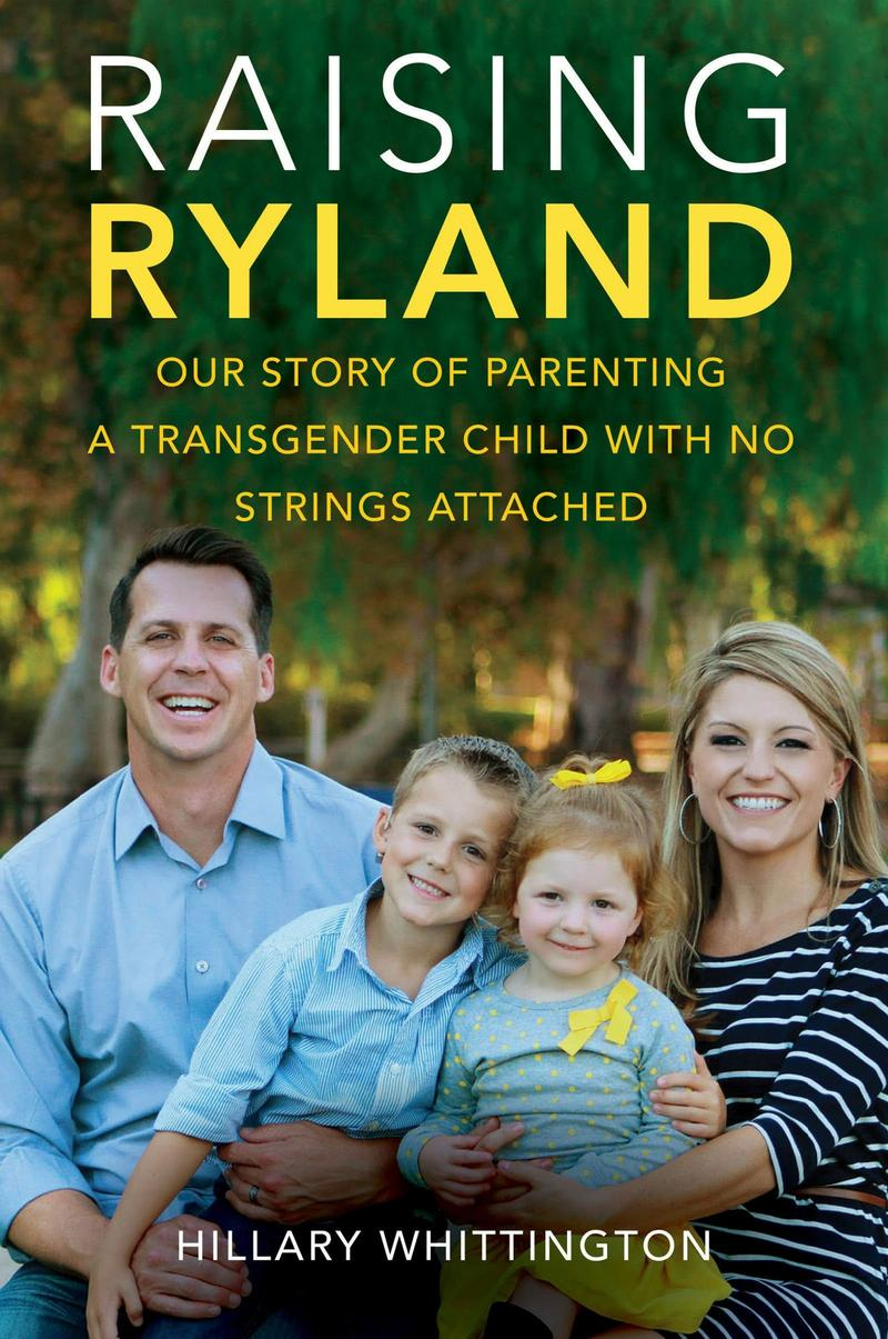 Book Cover - Raising Ryland