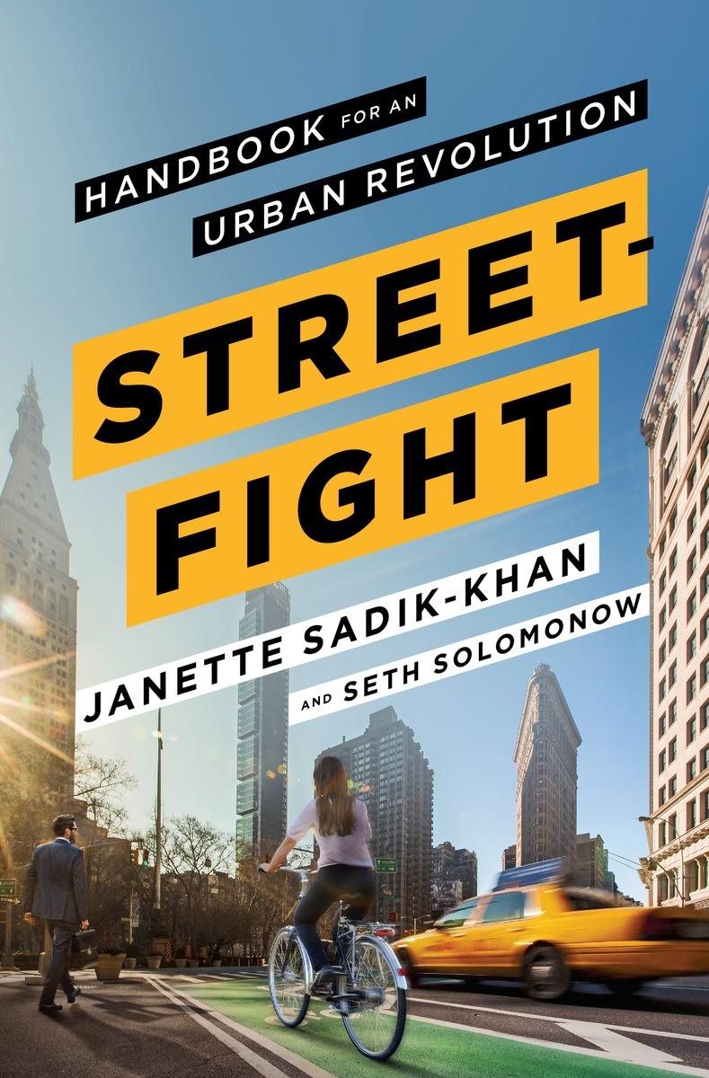 Book Cover: Streetfight