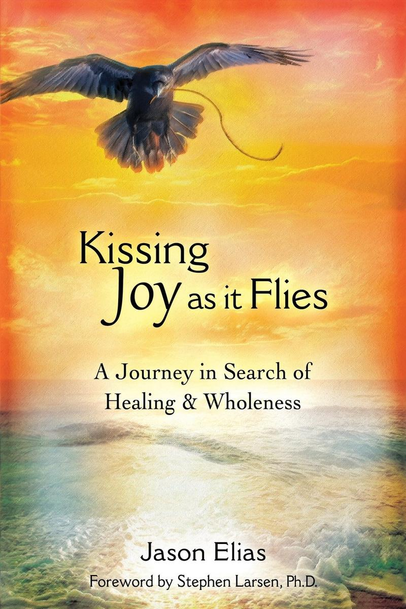 Book Cover - Kissing Joy As It Flies