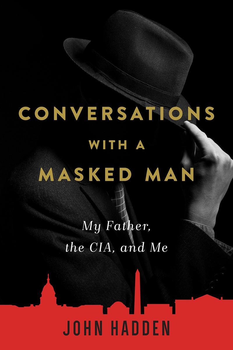 Book Cover- Conversations with a Masked Man