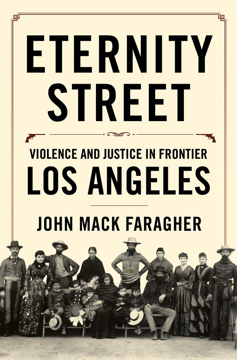 Book Cover - Eternity Street