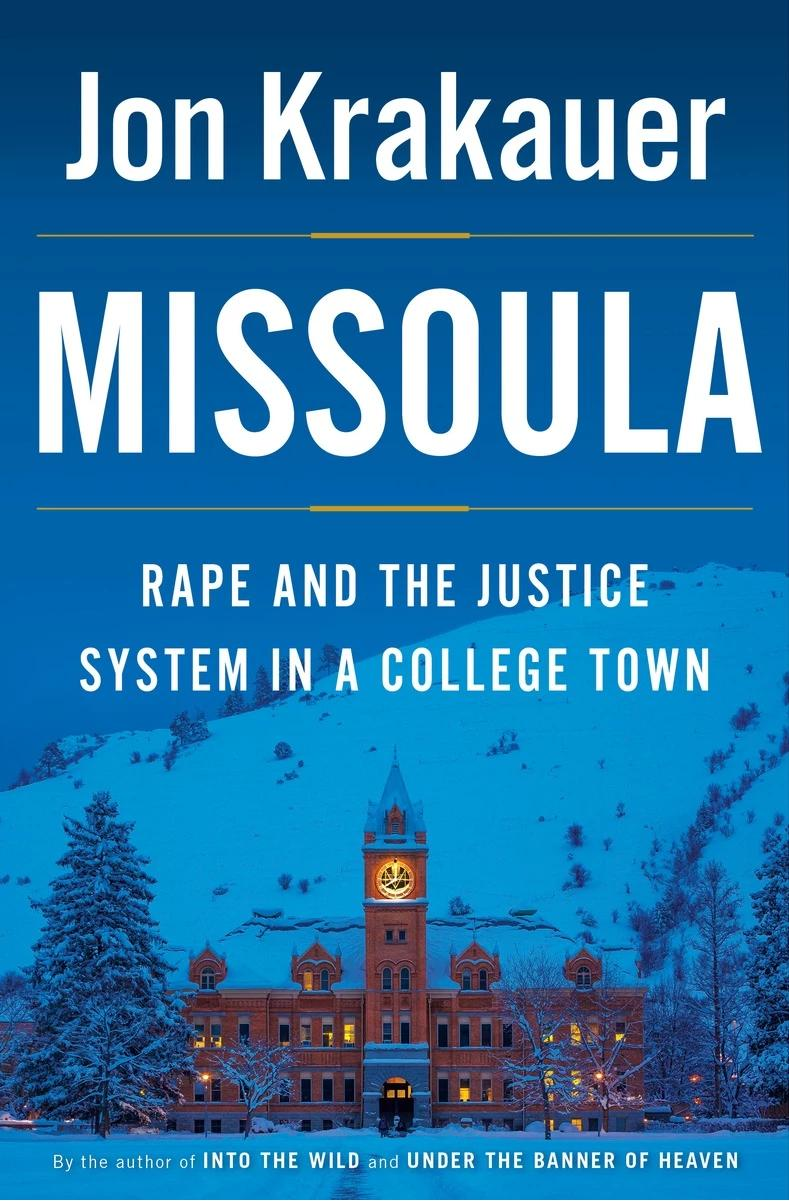 Book Cover - Missoula