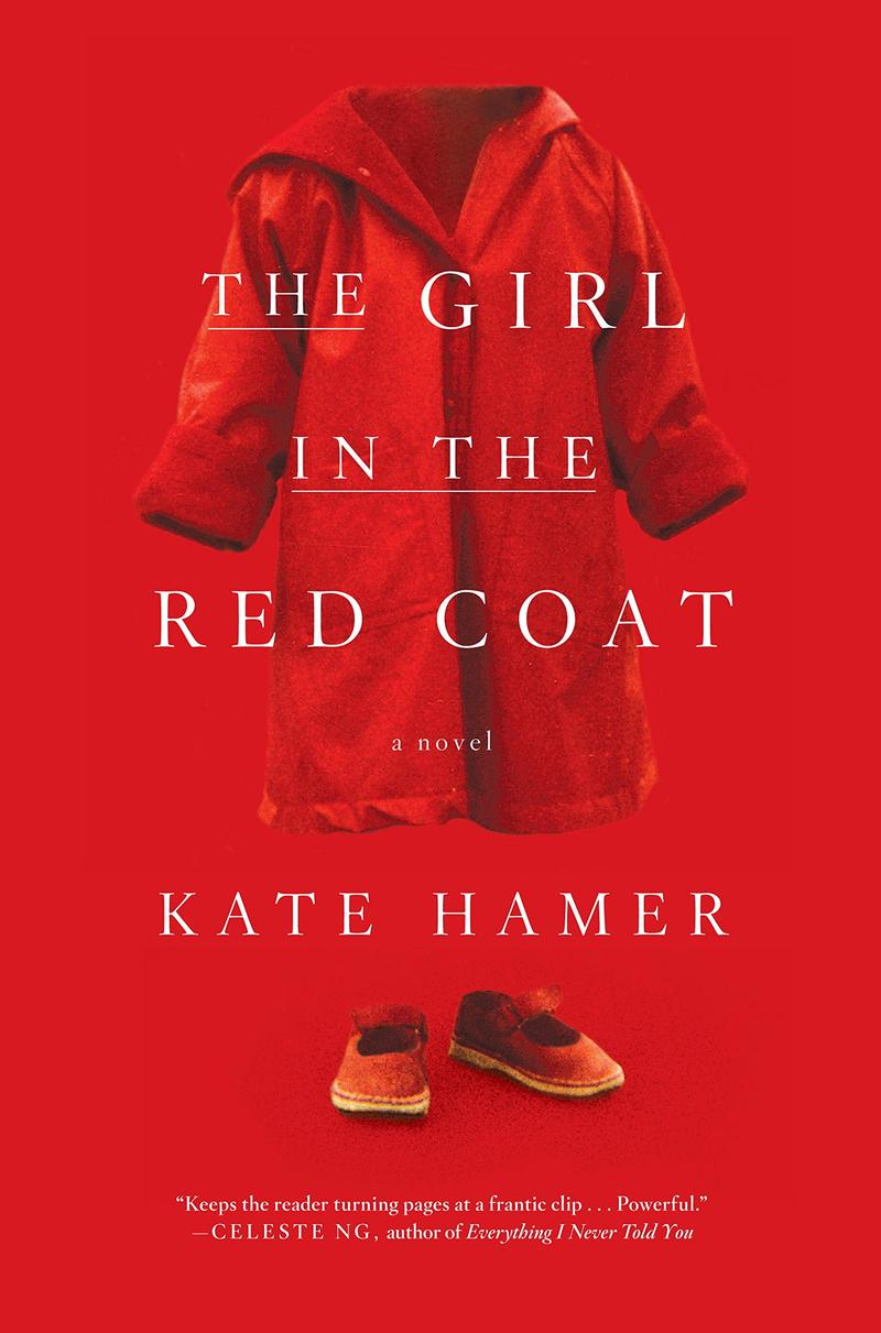 Book Cover - The Girl in the Red Coat