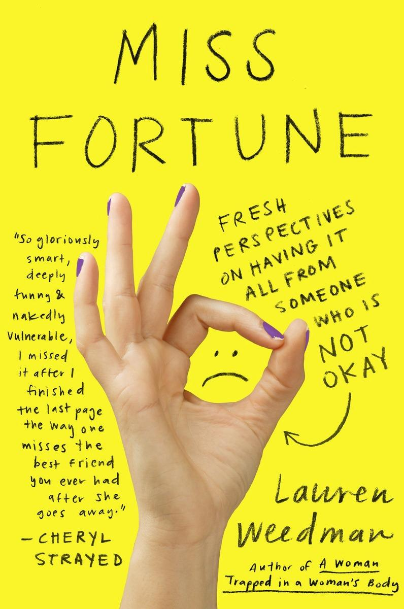 Book Cover - Miss Fortune