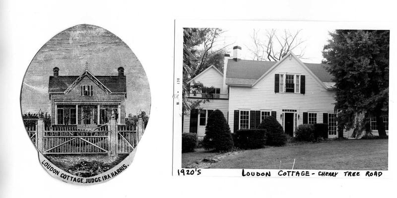 Picture of the house where Union Army Officer Henry Rathbone and Clara Harris resided.