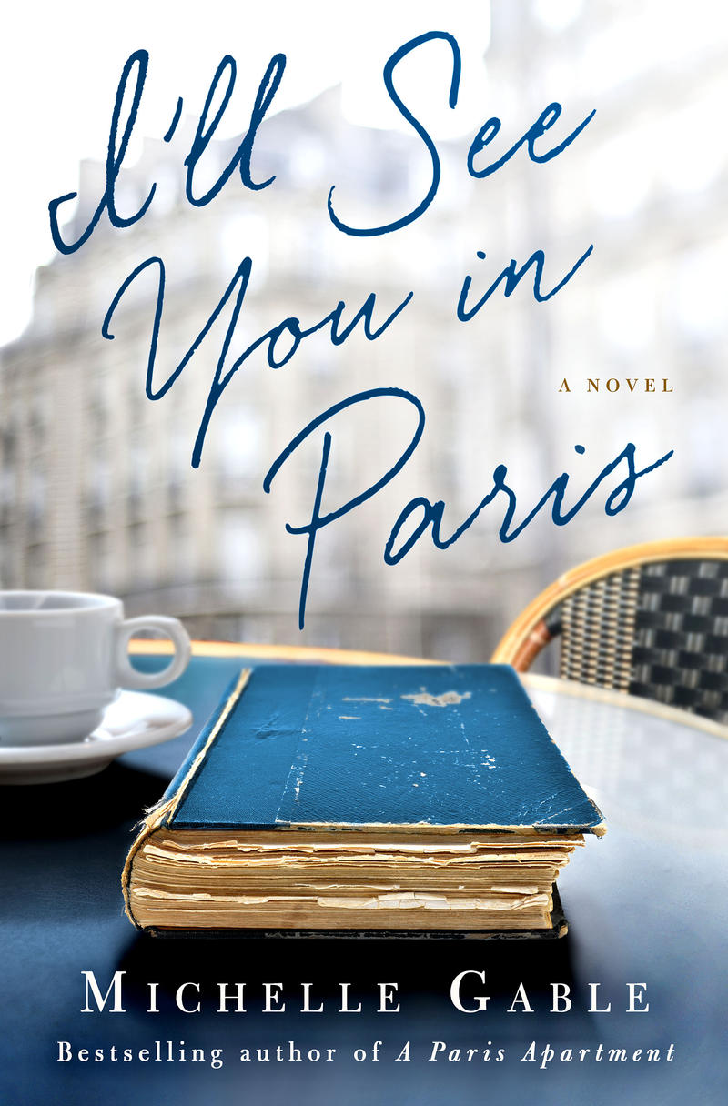 Book Cover - I'll See You In Paris