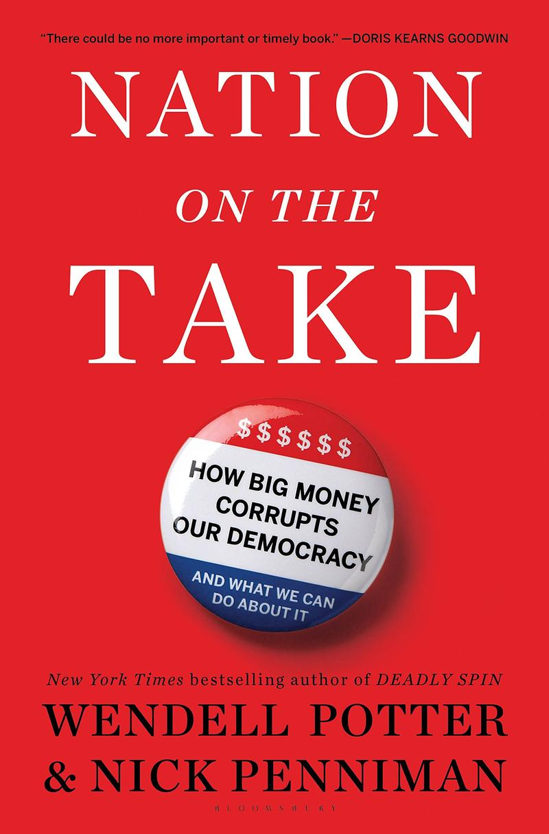 Book Cover - Nation on the Take