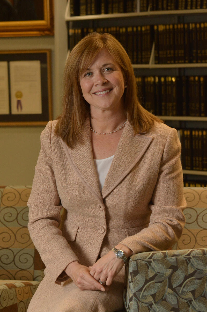 Albany Law President & Dean Alicia Ouellette