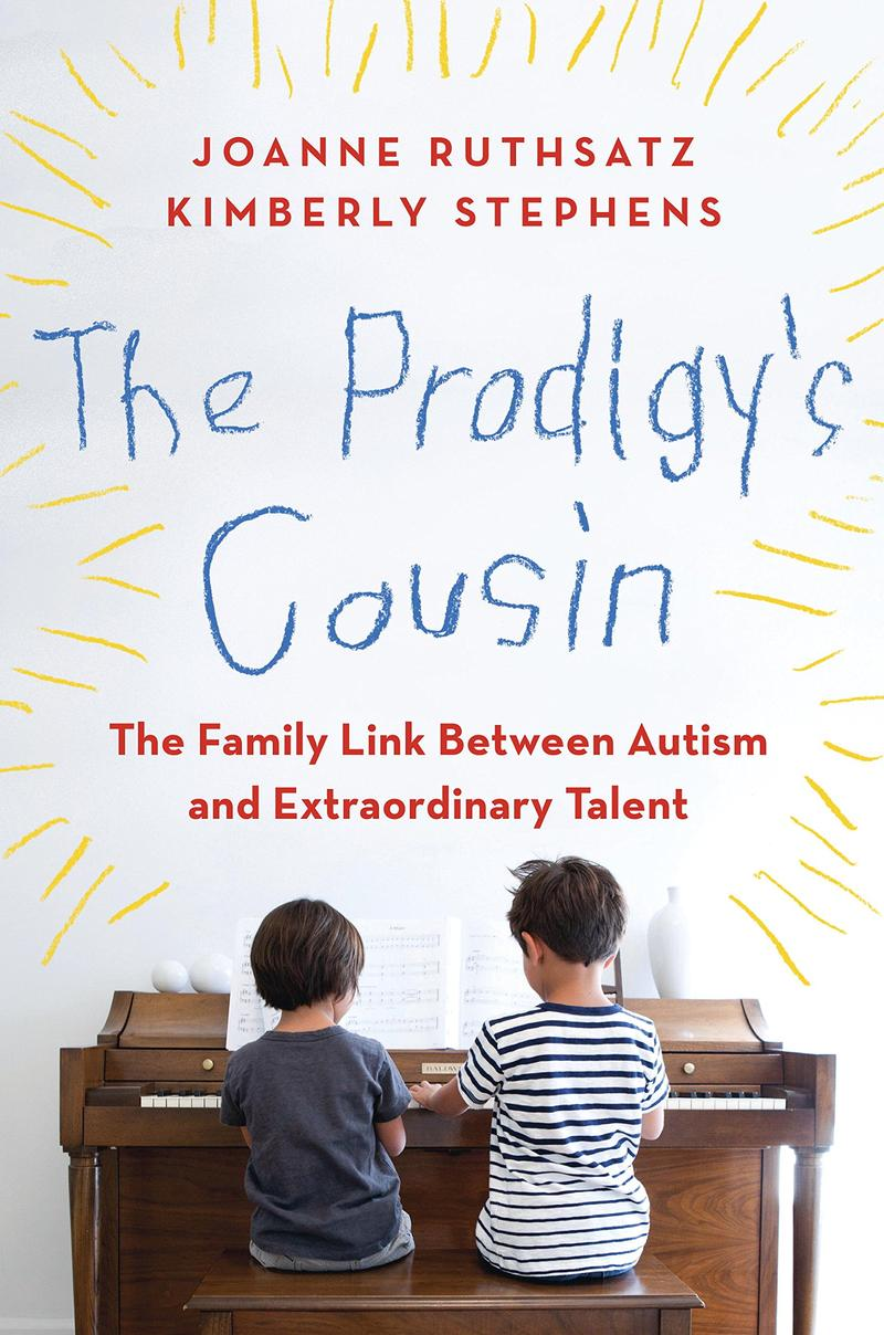 Book Cover - The Prodigy's Cousin